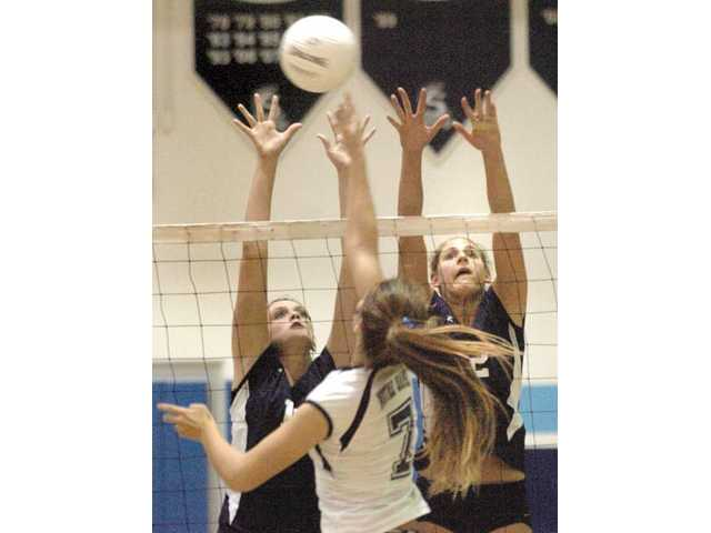 Prep volleyball: Cents find pace