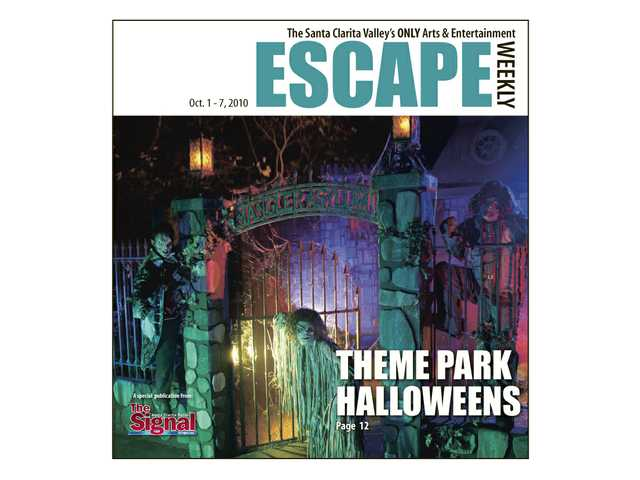 Theme park  Halloweens