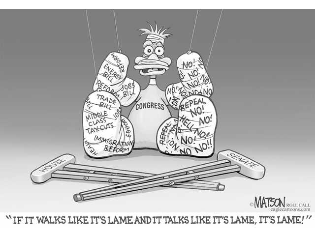 Lame Congress