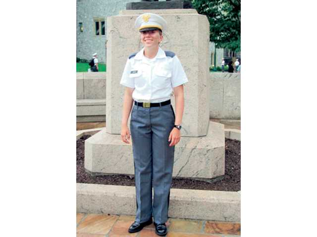 Kelsey Smith recently graduated from Cadet Basic Training.
