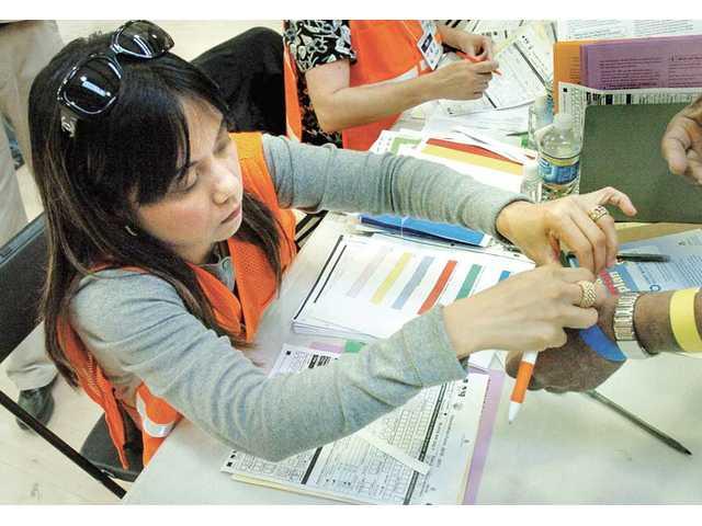 COC hosts flu clinic