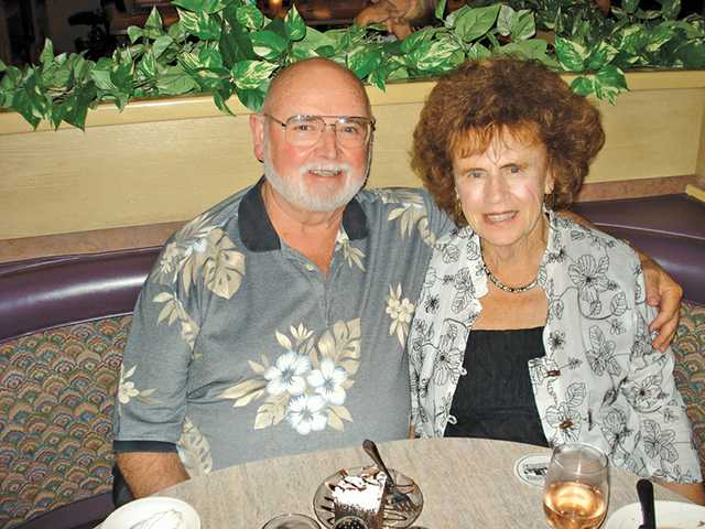 Patrick and Sharon Lanphere recently celebrated their 50th.