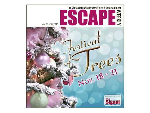 The Festival of Trees brings in the holidays Nov. 18 - 21.