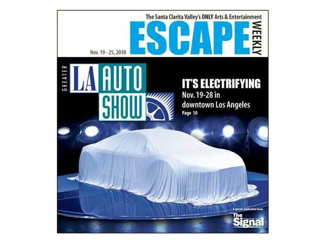 L.A. Auto Show in high gear