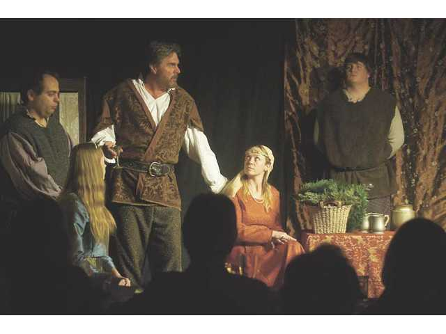 """The Lion in Winter"" as previously presented in Pine Mountain in November. The play comes to Saugus Dec. 10."