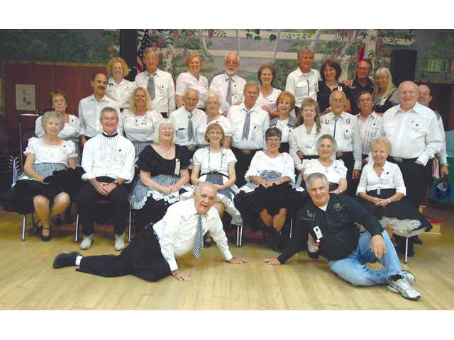Members of the Sierra Hillbillies Square and Round Dance Club recently celebrated 43 years in the SCV.