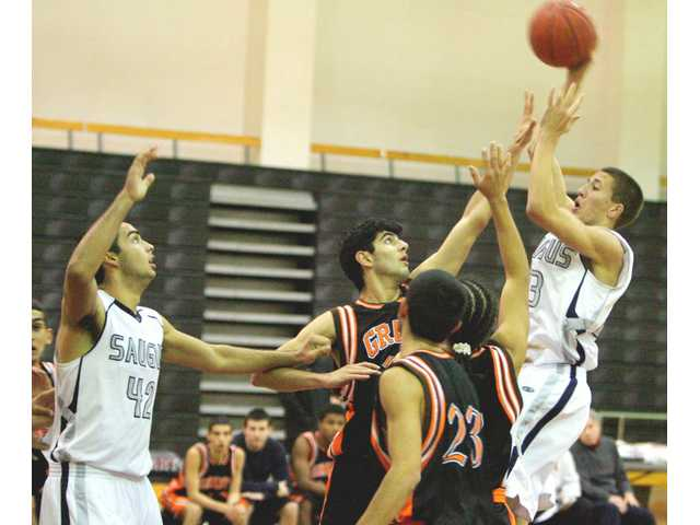 Prep basketball: Little finish, but big start
