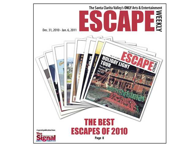 Editor's picks for best Escape issues of the past year.