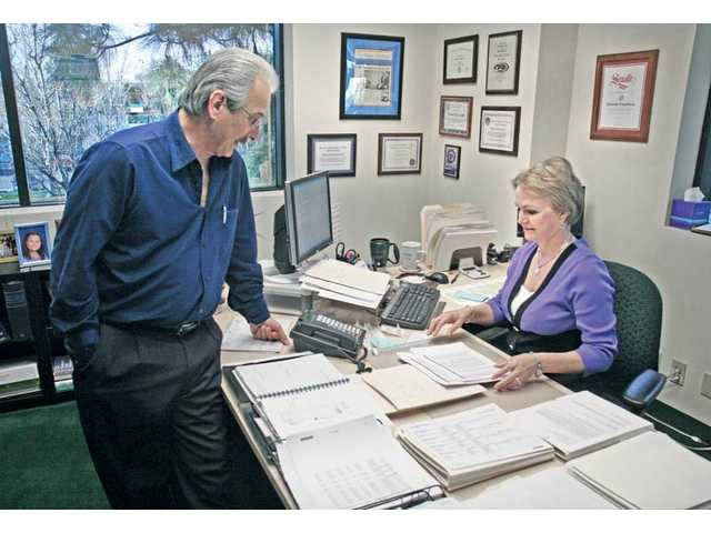 Rick and Deborah Grandinetti co-own Payroll Providers of Santa Clarita, which provides payroll services for more than 400 businesses.
