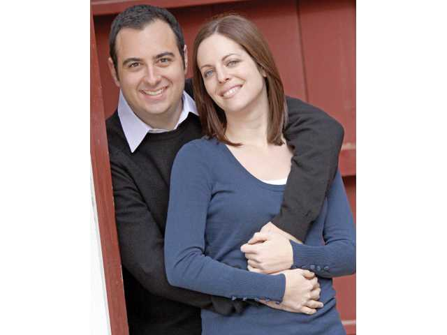 Gregory Sean Papazian and Leah Danielle Pinsky
