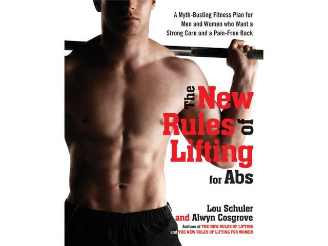 """The New Rules of Lifting for Abs"" by Lou Schuler and Alwyn Cosgrove was released in 2010 and focuses on core exercise training rather than traditional crunches and sit ups."