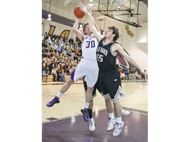 Foothill boys basketball: Royal rumble