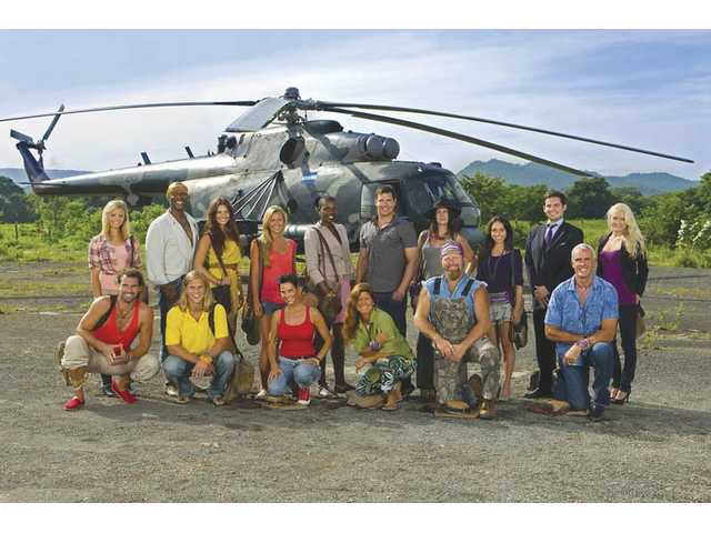 "he 16 new castaways (back row, left to right) Andrea Boehlke, Phillip Sheppard, Natalie Tenerelli, Ashley Underwood, Francesca Hogi, Mike Chiesl, Sarita White, Stephanie Valencia, David Murphy, and Krista Klumpp, (front row, left to right) Grant Mattos, Matt Elrod, Kristina Kell, Julie Wolfe, Ralph Kiser and Steve Wright, are set to compete on ""Survivor: Redemption Island"" when the 22nd installment of the Emmy Award-winning reality series premieres 8 p.m. Wednesday. Contestants Russell Hantz and ""Boston"" Rob Mariano are not pictured."