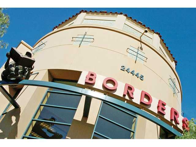 This Borders Books & Music store in Valencia is one of nearly 200 locations around the country scheduled to close after the national chain of book-sellers filed for Chapter 11 bankruptcy protection on Wednesday.