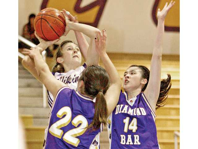 Prep basketball: Valencia storms on Diamond Bar