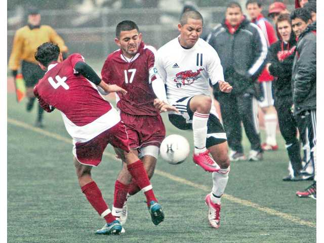 Prep soccer: Magic runs out