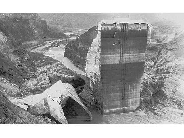 Join the St. Francis Dam tour