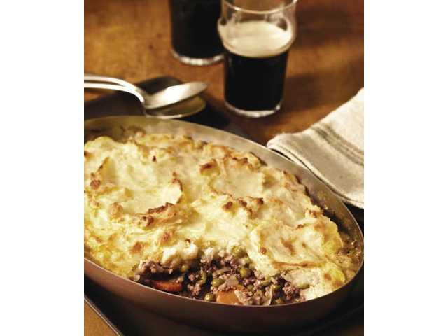 Dubliner shepherd's pie