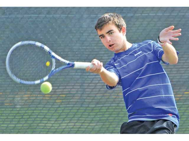 Foothill tennis: Cents flex depth