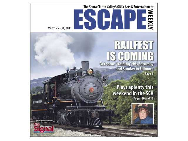 Railfest 2011 rolls into Fillmore this weekend.