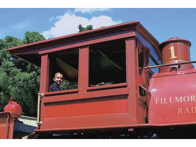 Railfest is fun for all ages. Admission to the event is free, though the train rides must be purchased.
