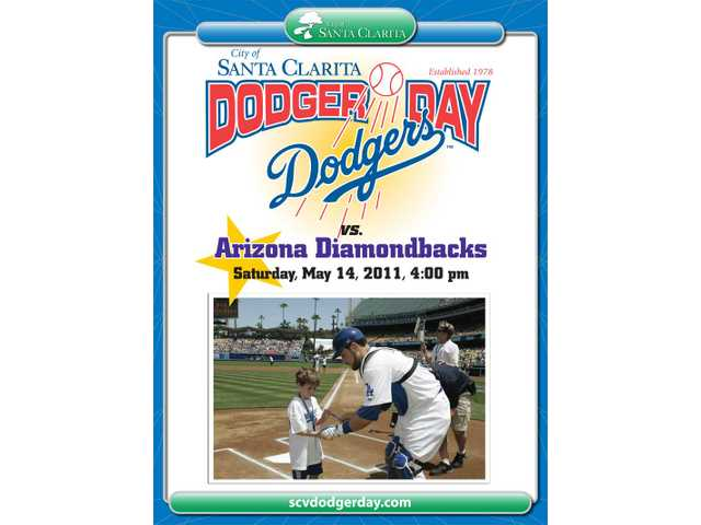 This year's SCV Dodger Day is slated for Saturday, May 14 at 4 p.m. in Los Angeles.