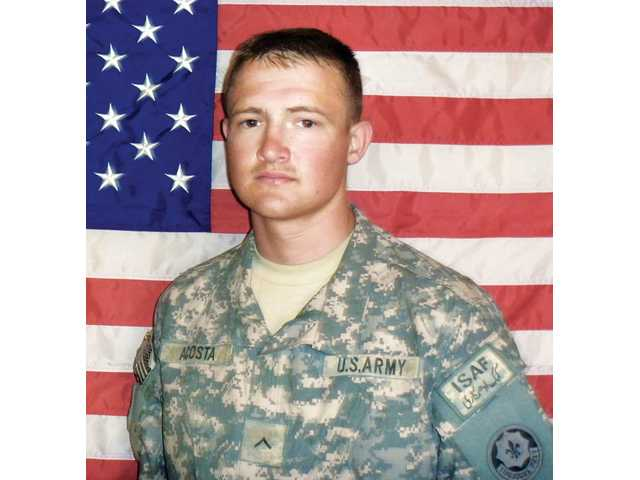 Rudy A. Acosta, of Canyon Country, completed Army basic training Aug. 11, 2009, and was deployed to Afghanistan on June 10, 2010. Specialist Acosta was killed March 19 in Kandahar province, Afghanistan.