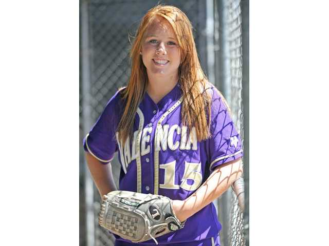Foothill League softball: Her own niche
