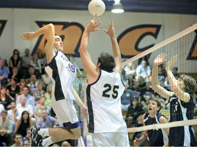 Foothill League boys volleyball: League of their own