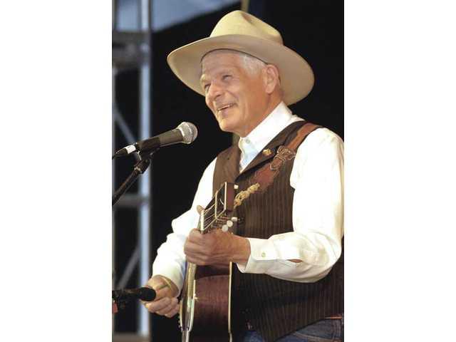 Grammy-nominated singer-guitarist Don Edwards will return to perform at this year's Cowboy Festival — on the Melody Ranch Stage on Saturday, April 30 at 2:30 p.m. and on Sunday, May 1 at 1 p.m.
