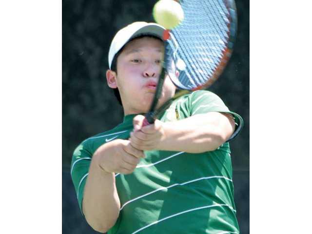 Foothill tennis: Recaptured crown
