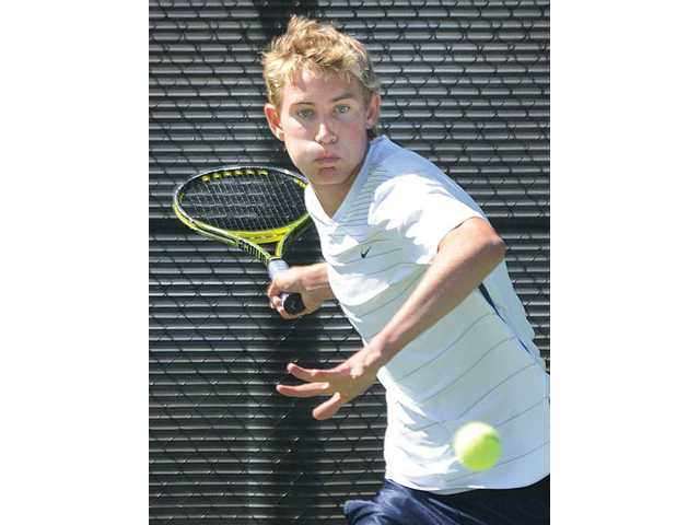 CIF tennis: New strategy lifts Wildcats