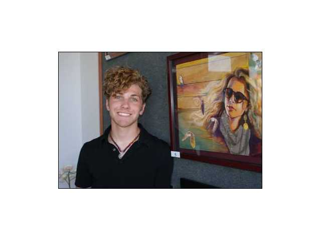 Valencia High student wins 2011 Congressional Art Contest