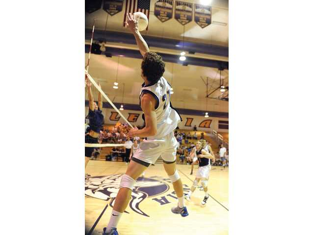 CIF volleyball: The giant rolls