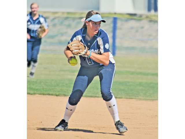 Saugus' Jenna Kelly: Rising to power