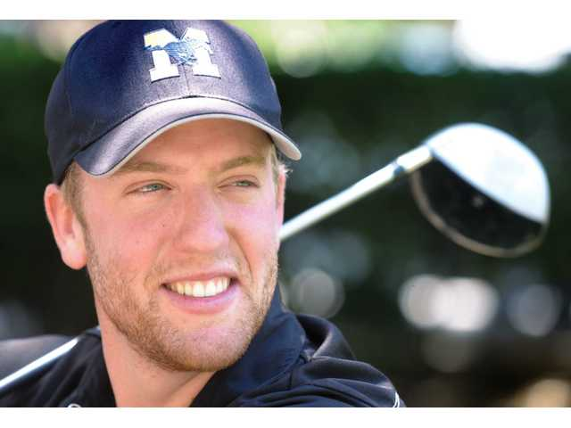 The Master's College senior golfer Kevin Anderson will begin play in the National Association of Intercollegiate Athletics National Championship today in Silvis, Ill. He's come a long way since injury and a lack of chemistry with other members of the team derailed his junior season.