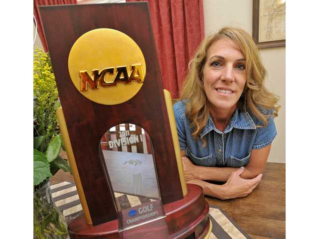 Valencia resident and Canyon High graduate Carrie Forsyth has been coaching women's golf at UCLA since 1999. Forsyth has now won two national titles with the program — 2004 and 2011.