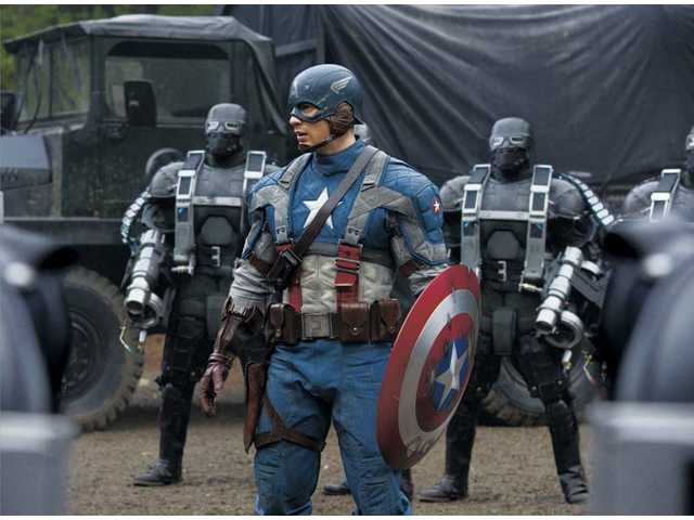 """Captain America: The First Avenger"" opens July 22."