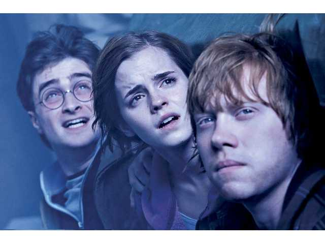 """Harry Potter and the Deathly Hallows: Part 2"" opens July 15."