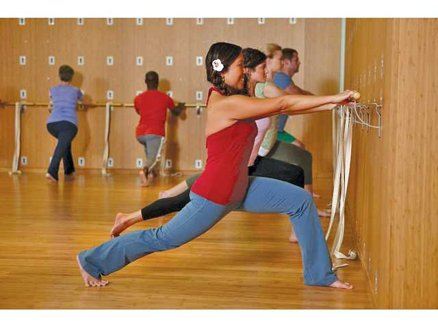 BarWorks classes increase balance, core strength and flexibility using simple and precise moves and a ballet barre.
