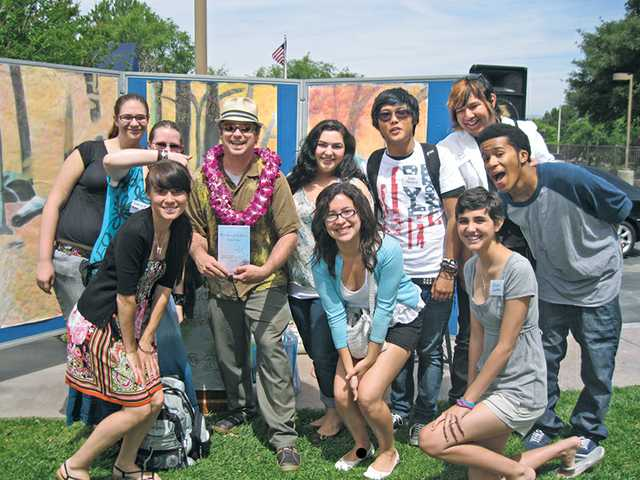 Bowman students celebrate art