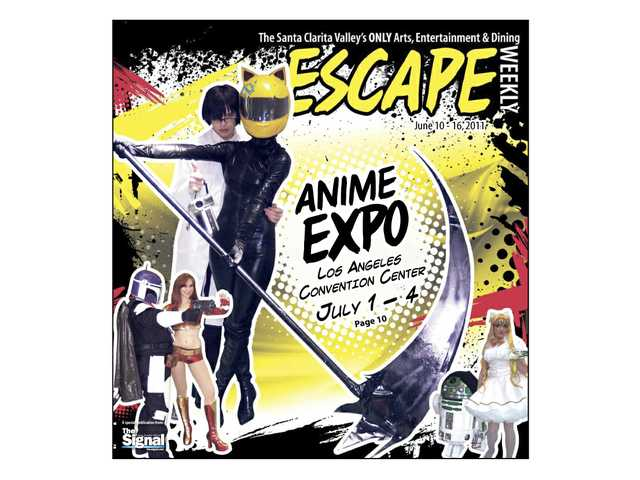 Anime Expo comes to town July 1 - 4.