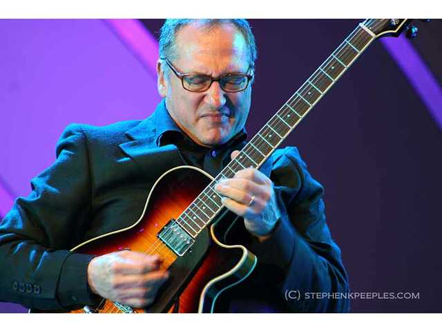 The 33rd annual Playboy Jazz Festival presented a diverse lineup of artists at the Hollywood Bowl on Saturday and Sunday, June 11 and 12, including supergroup Fourplay featuring Bob James, Nathan East, Harvey Mason and Chuck Loeb (pictured).