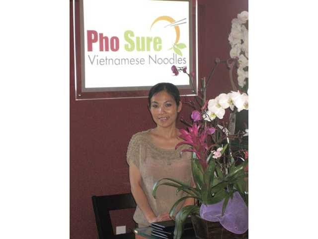 Nina Tran is the owner of Pho Sure.