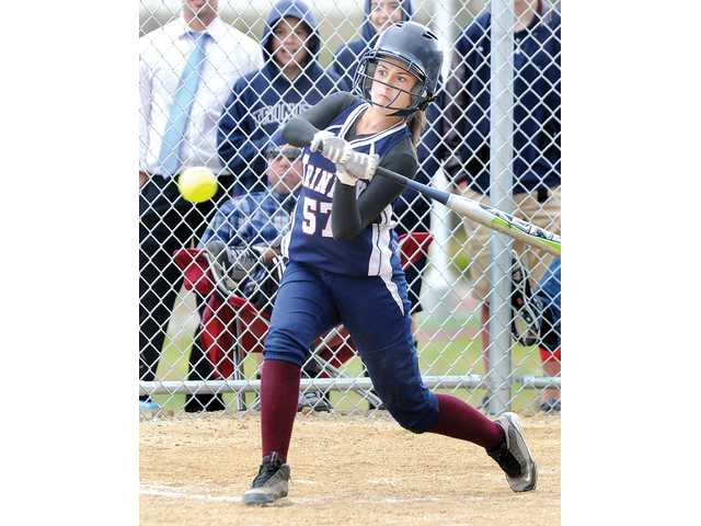 Jacey Massetto and the softball team reached the CIF-Southern Section Division VII playoffs.