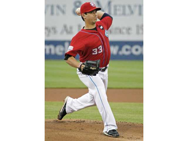 Saugus product Tom Milone is putting up big numbers for the Syracuse Chiefs.