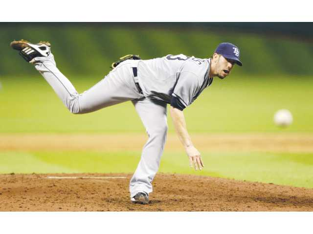 Tampa Bay Rays pitcher and Hart High graduate James Shields was voted to his first All-Star Game in his career.
