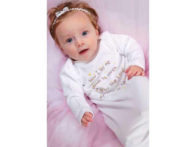 Faith for infant clothes
