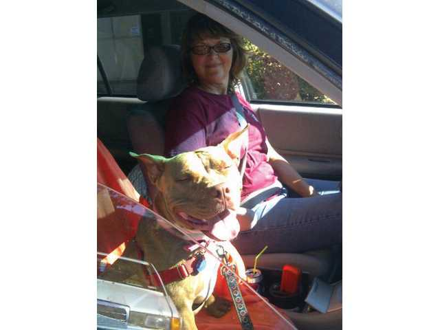 Kara heads to her new home with Kyle Harris.