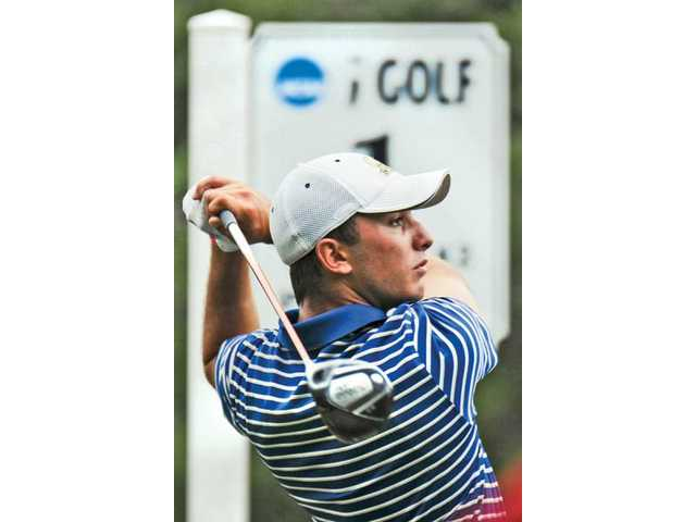Valencia graduate Max Homa, a junior at the University of California, Berkeley, is currently ranked 49th in the World Amateur Golf Rankings after a strong summer of tournament play. Homa begins the Porter Cup on Tuesday.